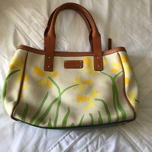 Kate Spade Canvas Hand Bag
